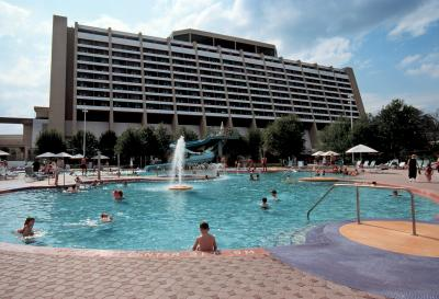 Disney's Contemporary Resort Pool