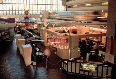 Concourse Steakhouse at Disney's Contemporary Resort