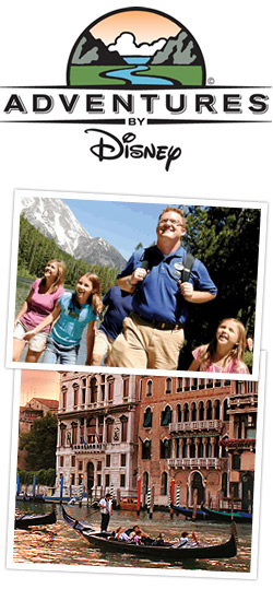 Book Your Adventures by Disney Vacation Today