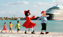 Disney Cruises to the Bahamas