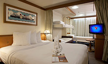Disney Magic Staterooms
