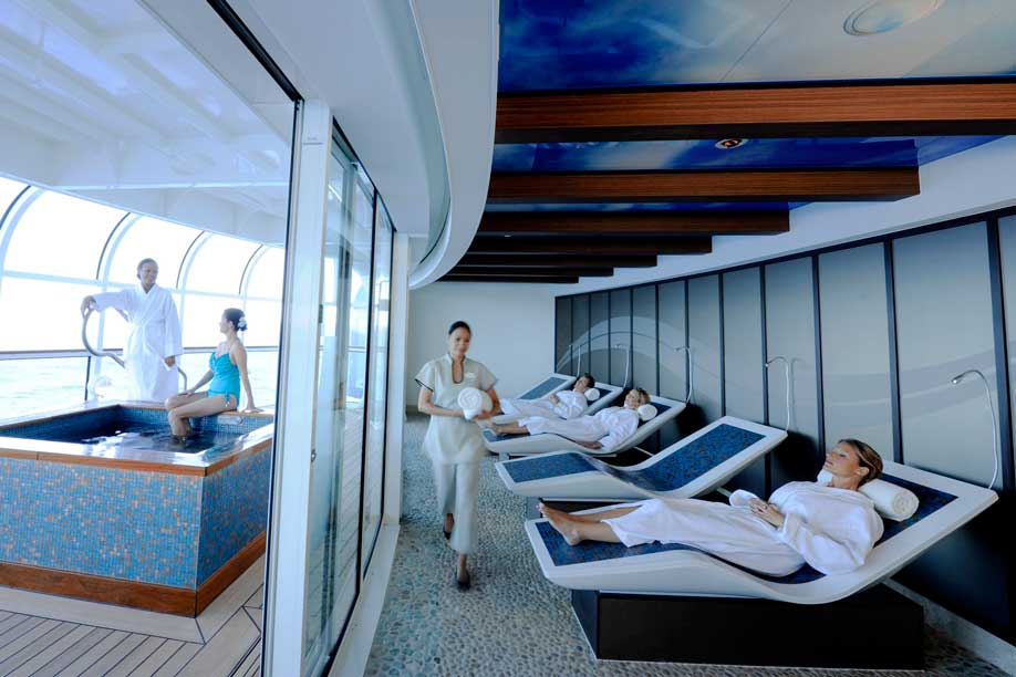 Disney Dream Spa And Fitness Kingdom Magic Vacations