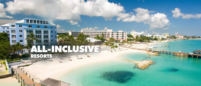 All-Inclusive Resorts and Vacations