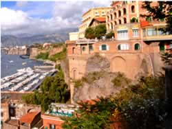 Italy and Amalfi Coast