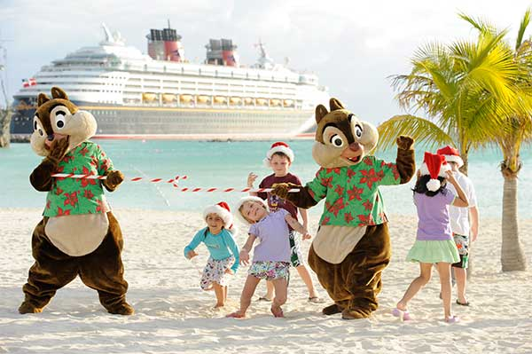 Disney Cruise Line Holiday Cruises