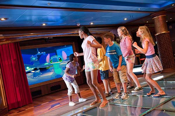 Disney Cruise Line Kids And Youth Activities