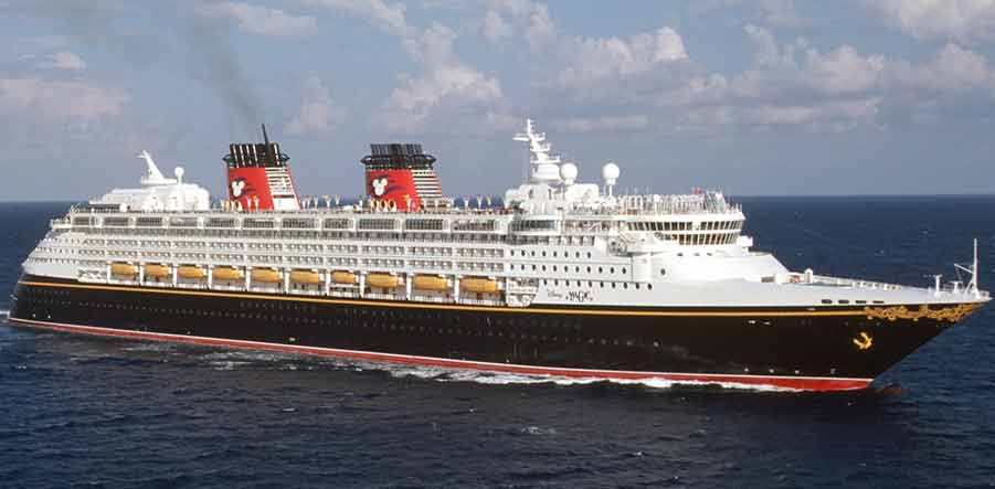 The Disney Cruise Line - Disney Magic