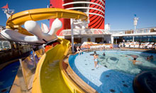 Disney Wonder Pools