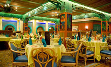 Dining on the Disney Wonder