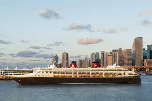 Disney Cruise Line - Miami