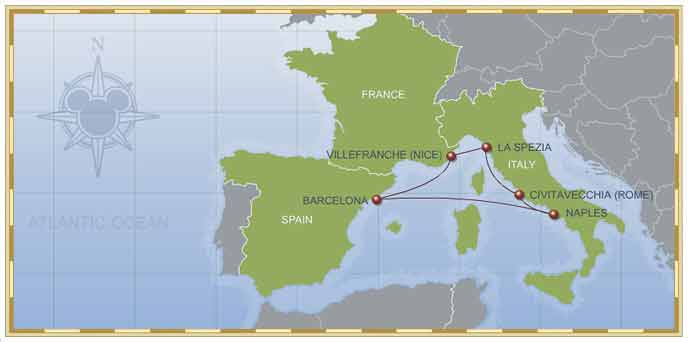 Europe Cruise Itineraries | Kingdom Magic Vacations on disney itinerary, disney cars map, disney wonder map, disney holding map, disney dream map, disney photopass map, disney island map, disney magical express map, disney boat map, disney magic map, disney channel map, disney france map, viking river cruises map, disney safari map, disney china map, disney story map, disney camping map, disney spring map, disney park map, disney airport map,