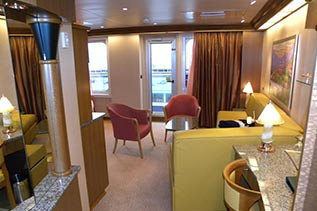 Carnival Cruise Accommodations