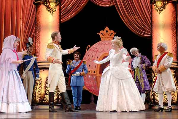 Disney Cruise Line Live Shows