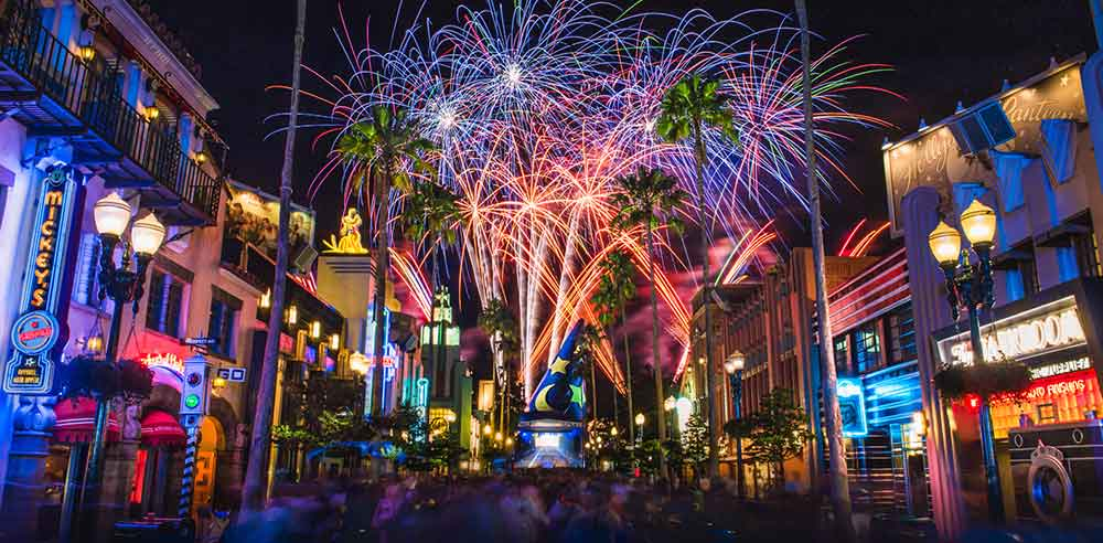 New Year's Eve at Hollywood Studios