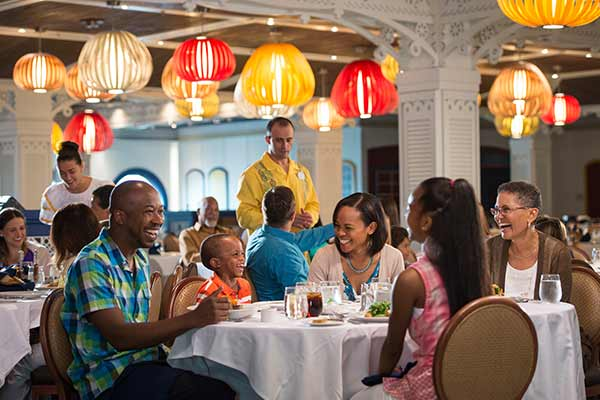 Disney Magic Dining