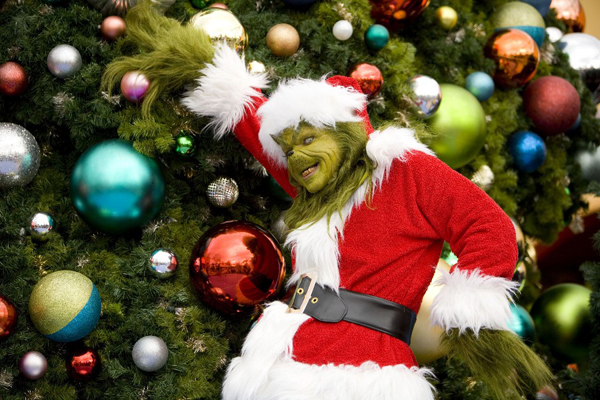 Grinchmas at Universal Orlando's Islands of Adventure