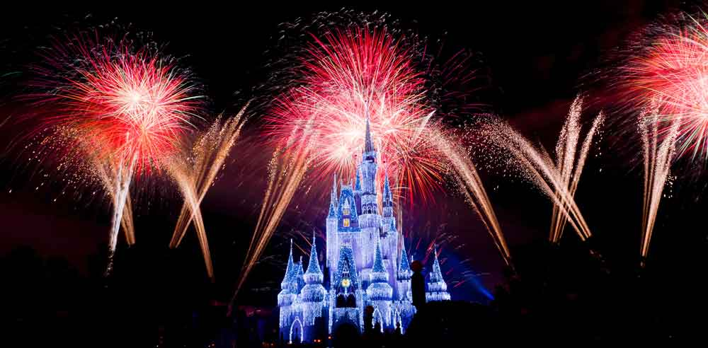 New Year's Eve at Magic Kingdom