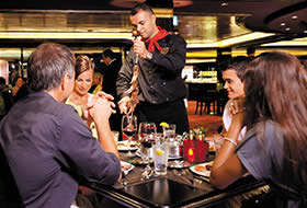 Freestyle Dining - Norwegian Cruise Line