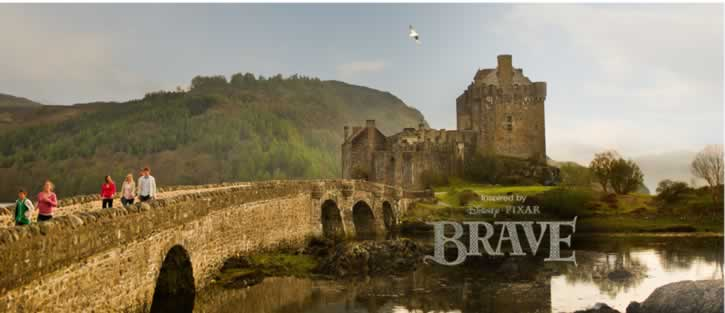 Scotland: A Brave Adventure Adventures By Disney