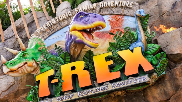 T rex kingdom magic vacations for Disney dining reservations t rex