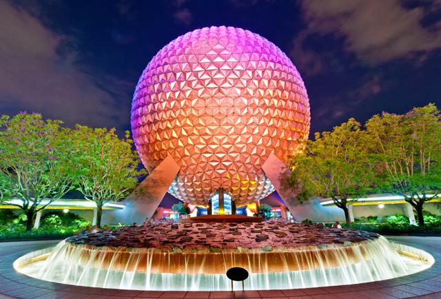 Epcot in Walt Disney World