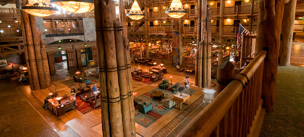 Walt Disney World Resort's Wilderness Lodge