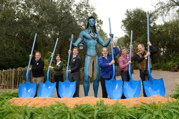 AVATAR-Inspired Land At Disney's Animal Kingdom