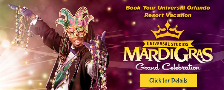 Book Your Universal Orlando Vacation Today