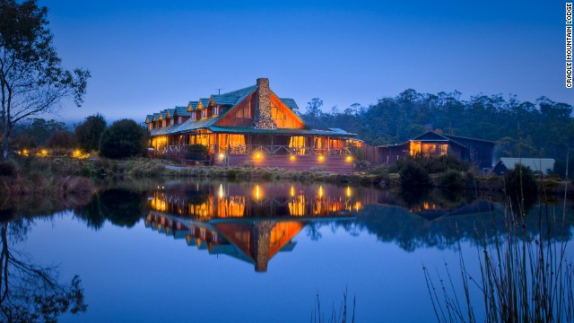 5. Peppers Cradle Mountain Lodge, TAS, Australia