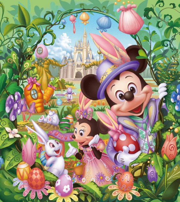 Disney's Easter celebration