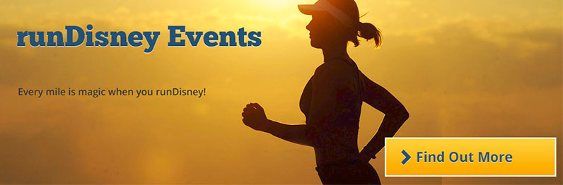 Find Out More about runDisney Events