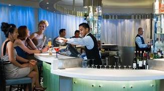 Celebrity Cruises Lounges & Bars