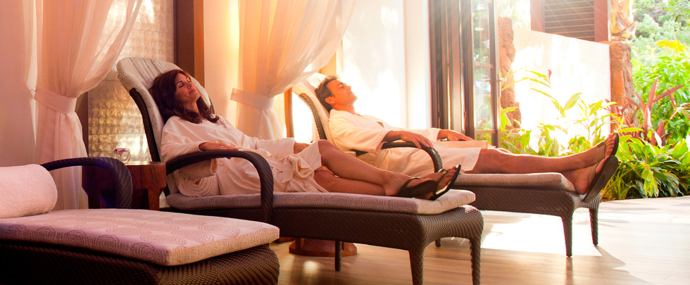 Laniwai spa kingdom magic vacations for Health spa vacations for couples