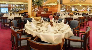 Holland America Dining