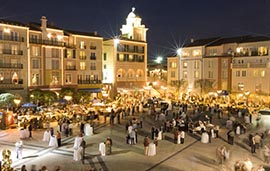Loews Portofino Bay Hotel Harbor Nights