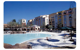 Loews Portofino Bay Hotel Pools