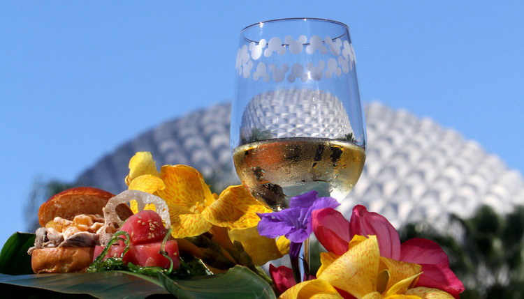 2011 EPCOT INTERNATIONAL FOOD & WINE FESTIVAL