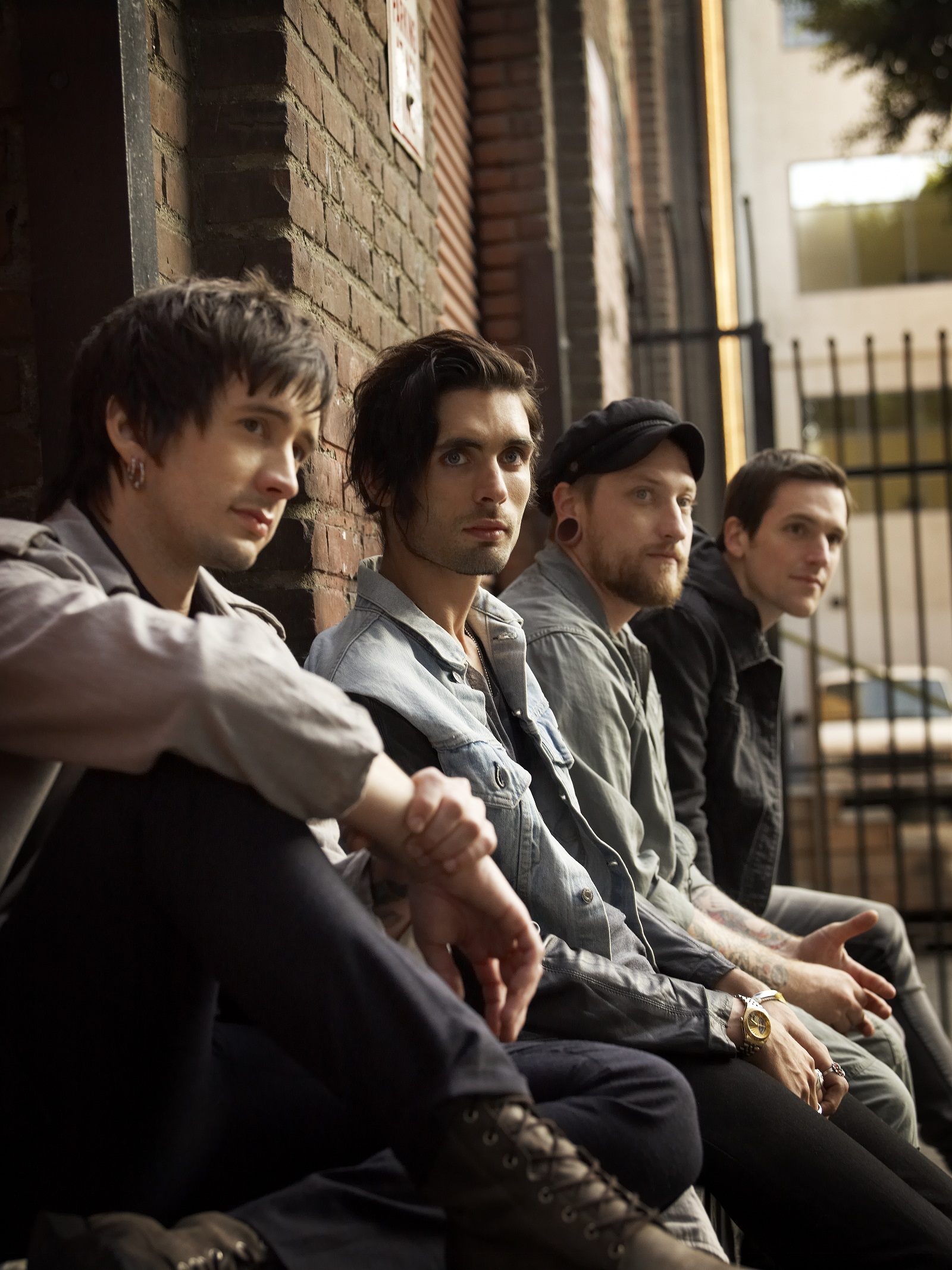The All-American Rejects Coming to UOR - HR
