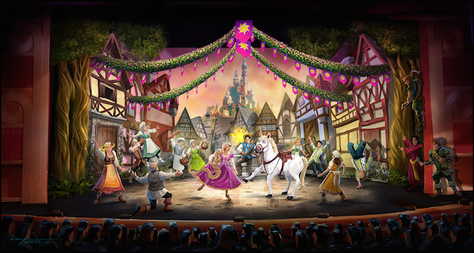 tangled-dcl