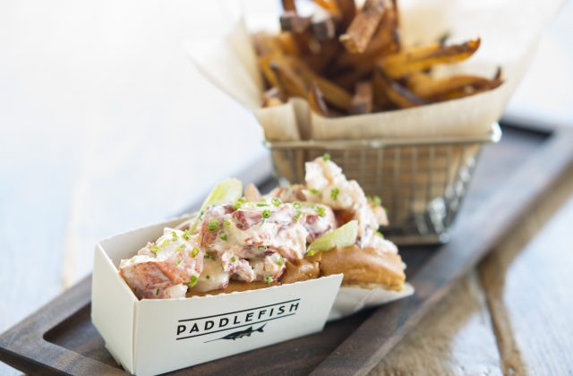 Levy Restaurants is excited to announce the grand opening of Paddlefish, its newest dining experience at Disney Springs, on Saturday, February 4.