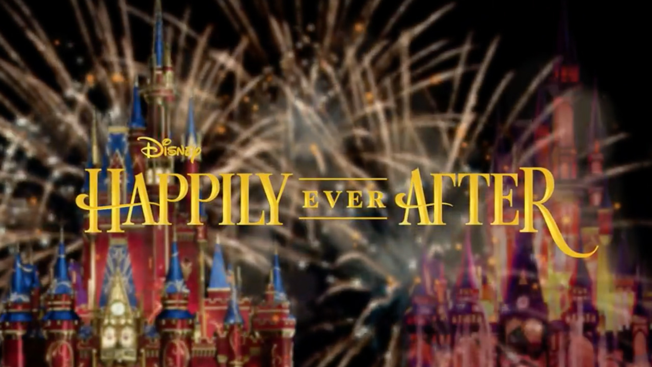 Take A Behind-the-Scenes Look At The Making Of 'Happily Ever After'