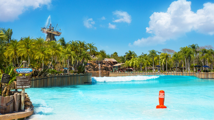 Miss Adventure Falls Typhoon Lagoon