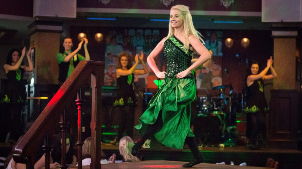 Don't Miss the Raglan Road Mighty St. Patrick's Festival at Disney Springs