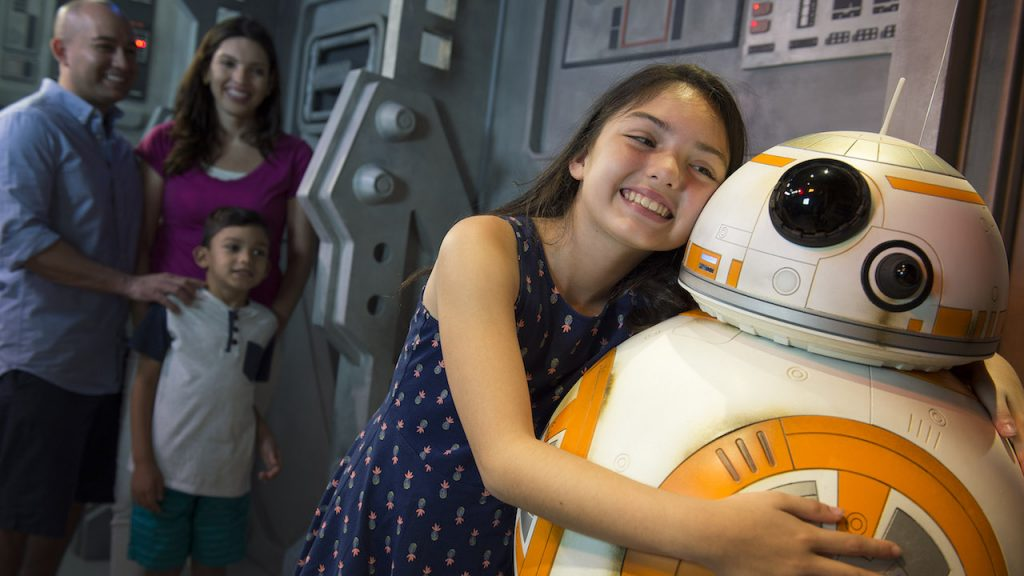 BB-8 Now Greeting Guests at Disney's Hollywood Studios