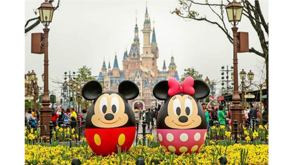 Disney Parks in Full Bloom for Spring