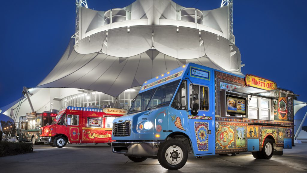 Springs Street Eats Food Truck Rally Coming to Disney Springs