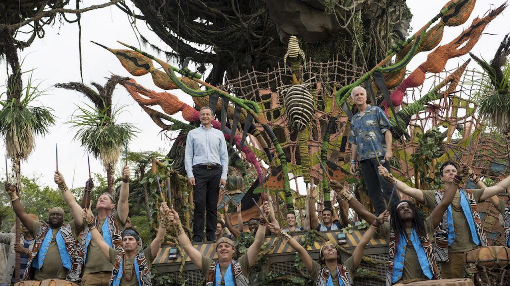 Disney Dedicates Pandora – The World of Avatar at Disney's Animal Kingdom