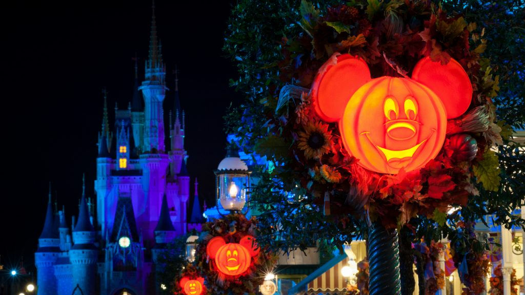 Dining Reservations Now Available during Holiday Parties at Magic Kingdom