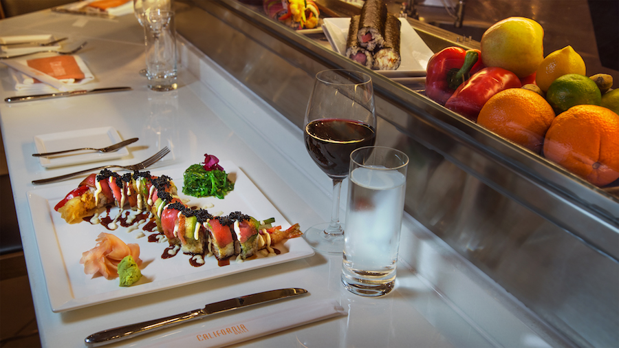 7 Spots for Sushi at Walt Disney World Resort