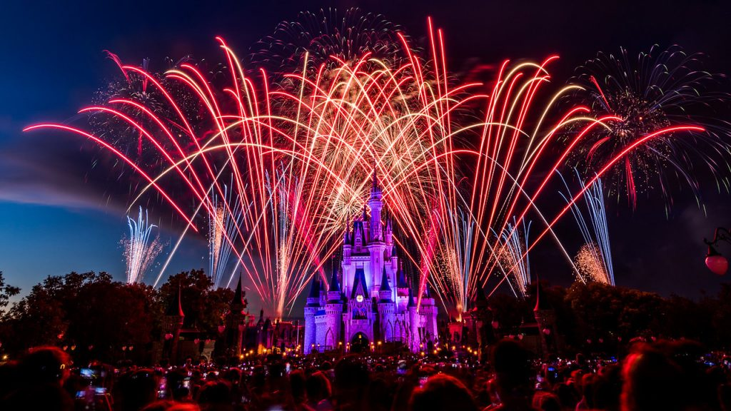 Celebrating the Fourth of July Across Walt Disney World Resort